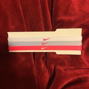 Nike headbands (3)